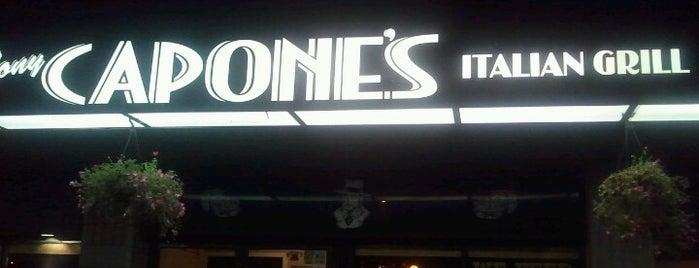 Tony Capone's is one of Ottawa.