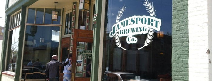 Jamesport Brewing Company is one of MI Breweries.