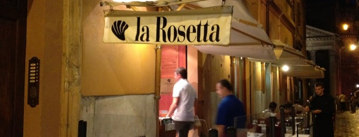 La Rosetta is one of Roma.