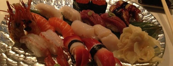 Sushi Damo is one of 寿司.