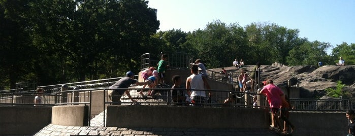 Heckscher Playground is one of The Great Outdoors NY.