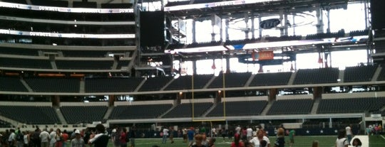 AT&T Stadium is one of * Gr8 Museums, Entertainment & Attractions—DFdub.