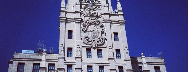 Tryp Gran Vía is one of Hoteles en España.