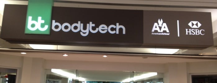 Bodytech is one of Denisさんのお気に入りスポット.