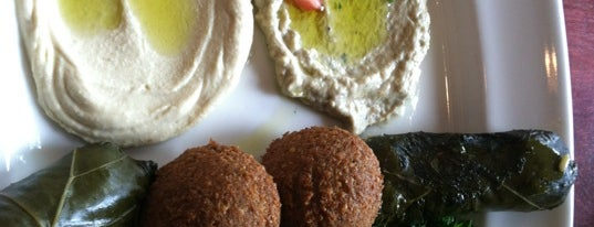 Tarboush Lebanese Bistro and Bar is one of Gluten Free Grub.