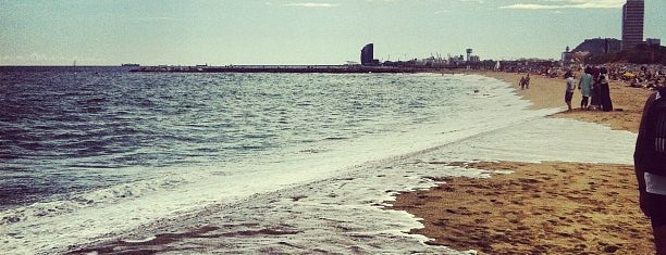 Praia da Mar Bella is one of 2013 - Espanha.