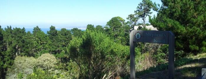 Shepherd's Knoll is one of Best of Monterey.