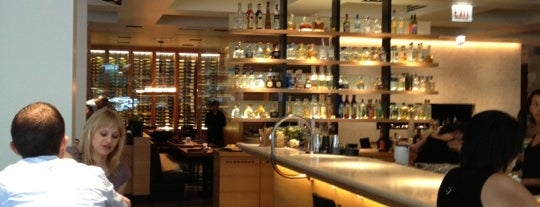 Cantina Laredo is one of Chicago's Best Fireplace Restaurants and Bars.
