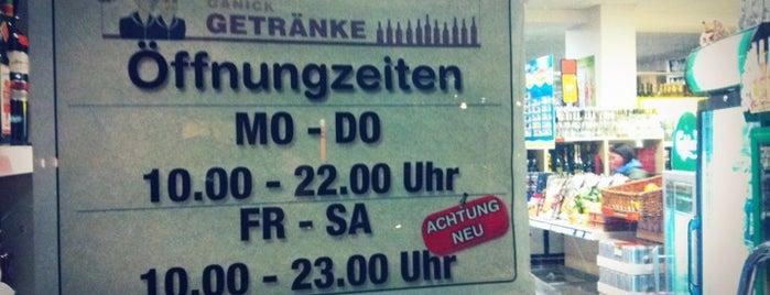 Getränkehandel Ganick is one of Berlin.