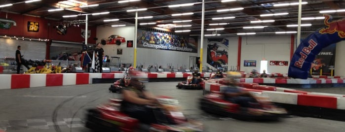 K1 Speed is one of Places to Get Your Game On.