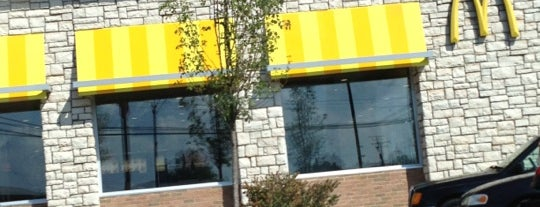 McDonald's is one of WiFi HotSpots On Cleveland East Side.