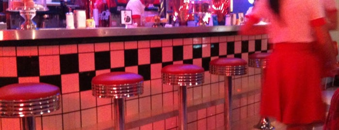 TRIXIE American Diner is one of Top Restaurants.