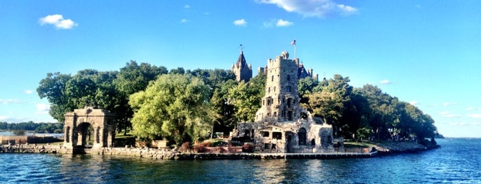 Boldt Castle is one of NYC-Toronto Road Trip.