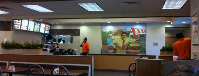 Whataburger is one of Austin, TX.