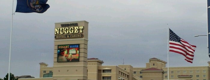 Wendover Nugget Hotel & Casino is one of Casinos.