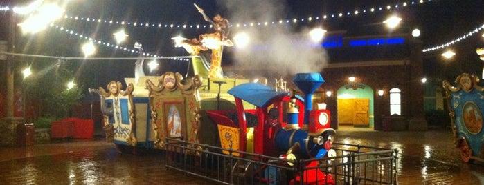 Casey Jr. Splash 'N' Soak Station is one of Walt Disney World.