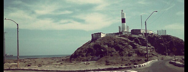 Ex-Isla del Alacrán is one of mis lugares.