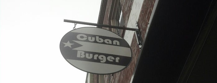 Cuban Burger is one of Liam'ın Beğendiği Mekanlar.