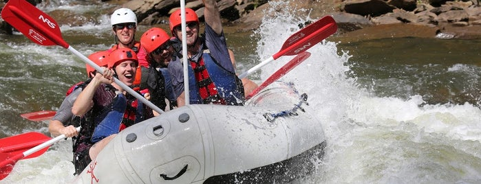 Outdoor Adventure Rafting is one of James 님이 저장한 장소.