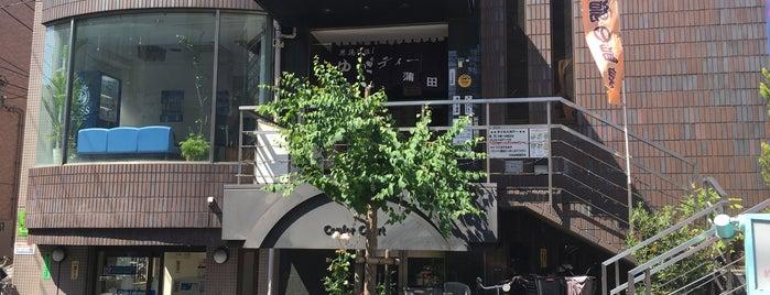 ゆーシティ蒲田 is one of Locais curtidos por Masahiro.