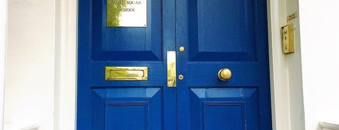 Eaton Square School is one of Posti che sono piaciuti a Henry.