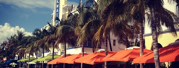 Ocean's Ten is one of Miami Nightlife.