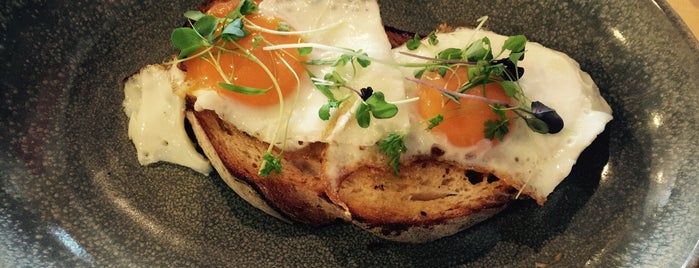 The Social Glutton is one of fresh new places in melbourne!.