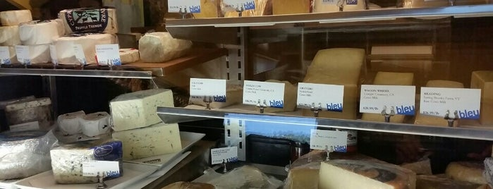 Bleu Handcrafted Foods is one of Beyond the Peninsula.