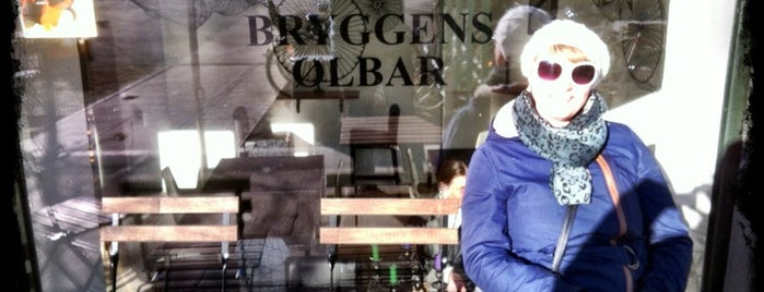Bryggens Ølbar is one of Amagers Finest.