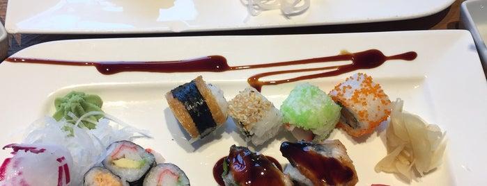 Tuky Thai + Sushi is one of Bremen.