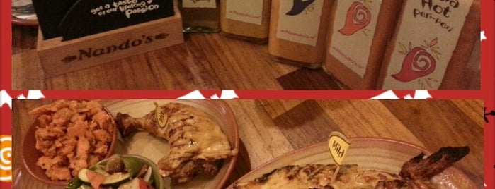 Nando's is one of Ianさんのお気に入りスポット.