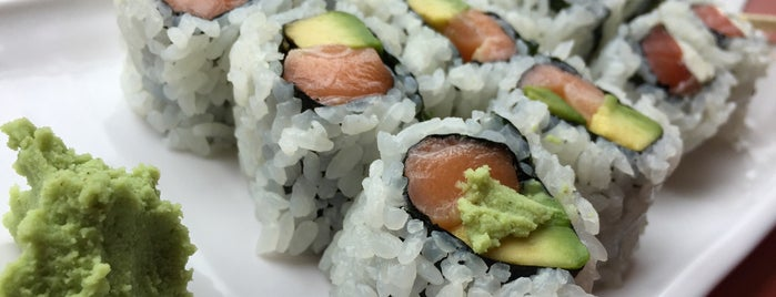 Sushi Box is one of Td1.