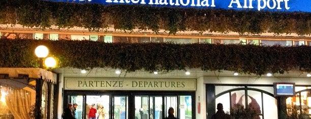 "Aeroporto di Pisa ""Galileo Galilei"" (PSA) is one of Part 2~International Airports...."