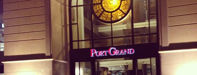 Port Grand is one of Karachi.