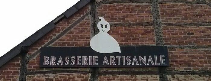 Brasserie Fantôme is one of Beer / Belgian Breweries (2/2).