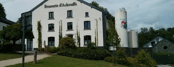 Taverne de la Brasserie Achouffe is one of Ingmar 'Iggy'さんのお気に入りスポット.