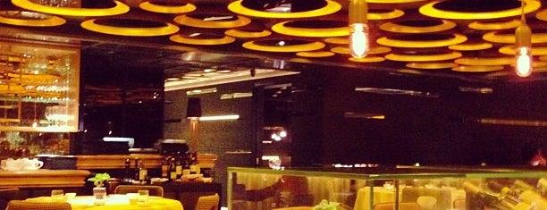 Il Milione Bar & Ristorante Italiano is one of hong kong 2014 michelin stars.
