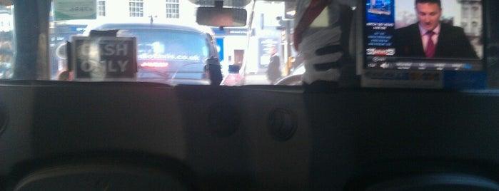 Black Cab is one of Lugares favoritos de Christian.