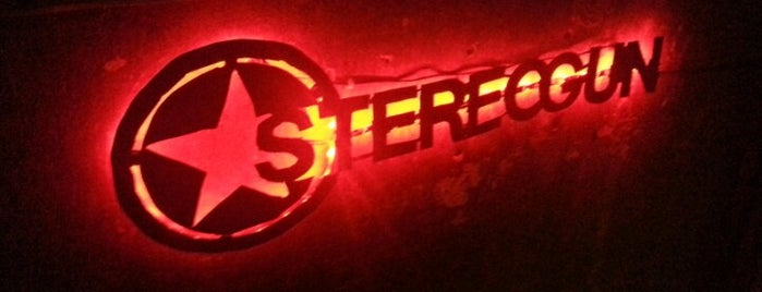 Stereogun is one of Pubs, Bars, Lounges, Nightclubs and etc..