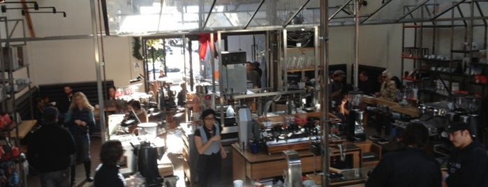 Intelligentsia Coffee & Tea is one of My to-dos in LA.