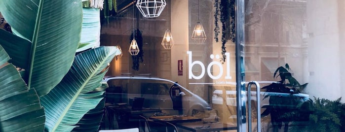 Bol Barcelona is one of Bcn fav.