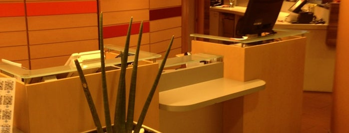 Hotel Ibis Budapest Centrum is one of Mohsenさんのお気に入りスポット.
