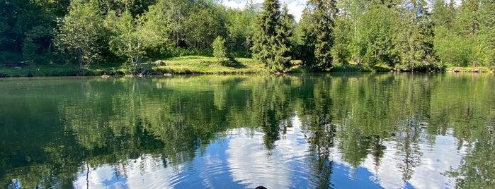 Jazierka lásky | Lakes of Love is one of Turistické body v TANAP-e.