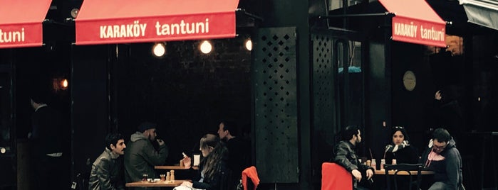 Karaköy Tantuni is one of Istanbul |Food|.