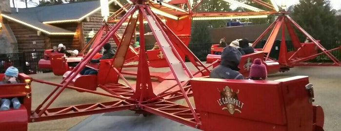 Le Catapult - Busch Gardens is one of Going Traveling!.