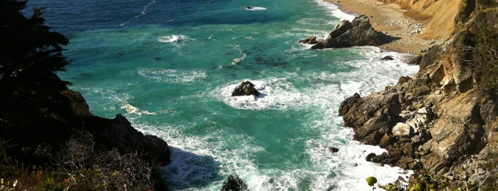 Pfeiffer Big Sur State Park is one of Jessica 님이 저장한 장소.