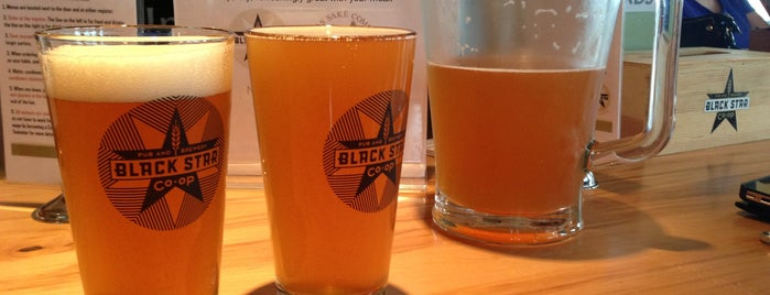 Black Star Co-op Pub & Brewery is one of Austin.