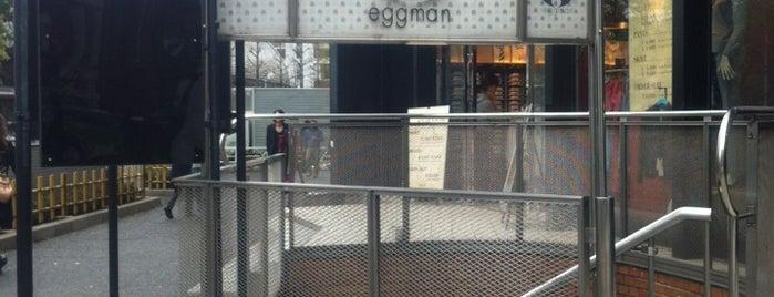 eggman is one of ジャック : понравившиеся места.