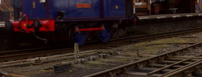 Quorn & Woodhouse Railway Station (GC Railway) is one of Lugares favoritos de Del.