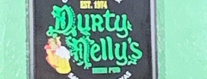 Durty Nelly'S Irish Pub is one of Posti che sono piaciuti a Brian.